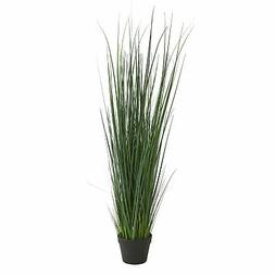 Artificial 4 ft Tall Grass Silk Plant by Nearly Natural