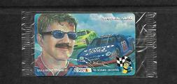 DALE JARRETT PLANTERS PEANUTS Phone Card Official Snack Of N