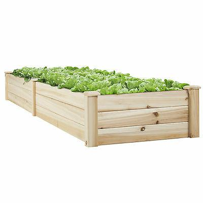 BCP Vegetable Bed Flowers Planter