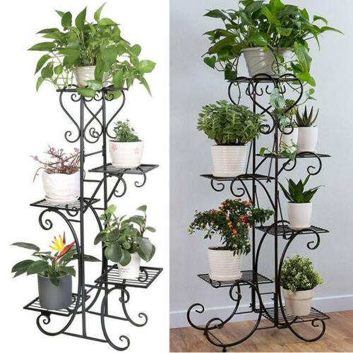 Extra Large Indoor Metal Plant Stand