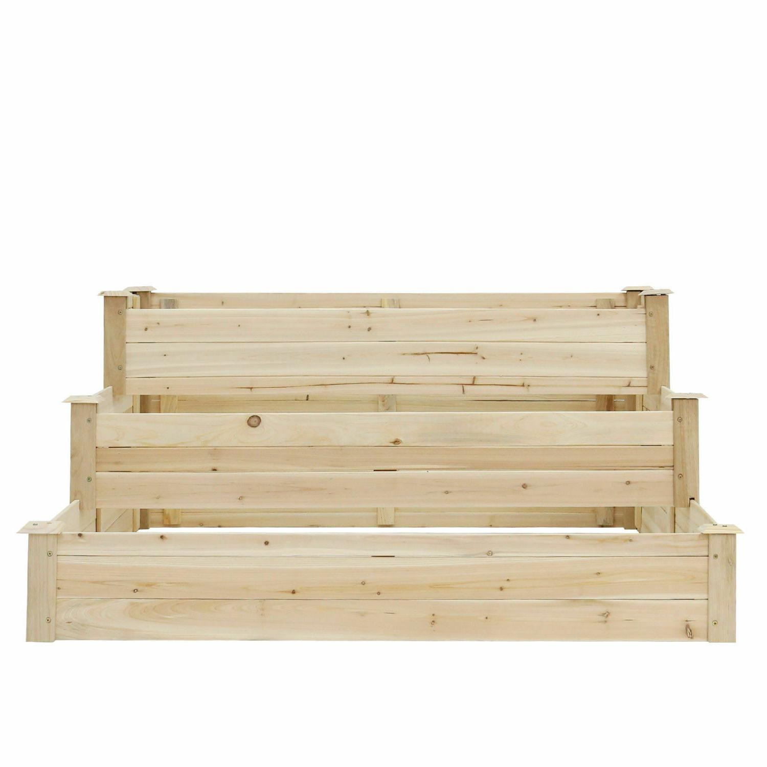 Raised Garden Patio Elevated Planter for