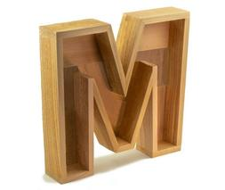 M Custom Letter Planters Vertical Succulent Container Living