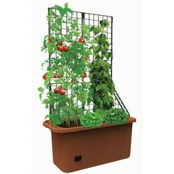 The Lakeside Collection Mobile Vegetable Patch Planter