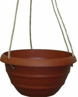 Planters Pride MSH1200F04 12-Inch Terra Cotta Marina Hanging