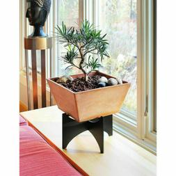 Achla Designs Solaria Collection 12 inch Zaha Planter with S