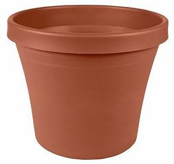 Fiskars 12 Inch TerraPot Planter, Color Clay, No Tax, Free S