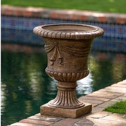 Urn Garden Pots and Planters Decorative Large Outdoor Stone