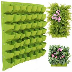 Wall Hanging Planting Bags Green Plant Grow Planter Vertical